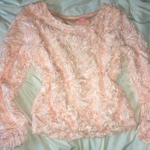 Tops - Salmon/pink top